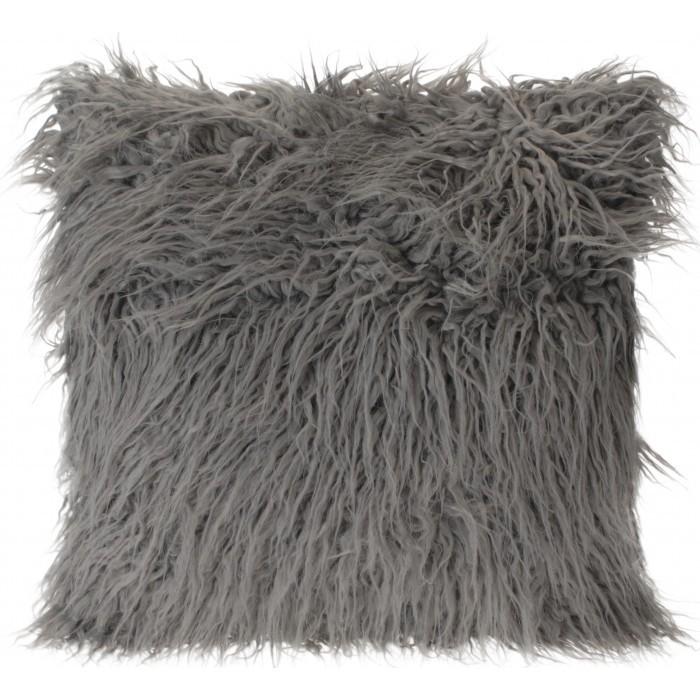 Декоративна възглавница ASF200450 сива 45x45см