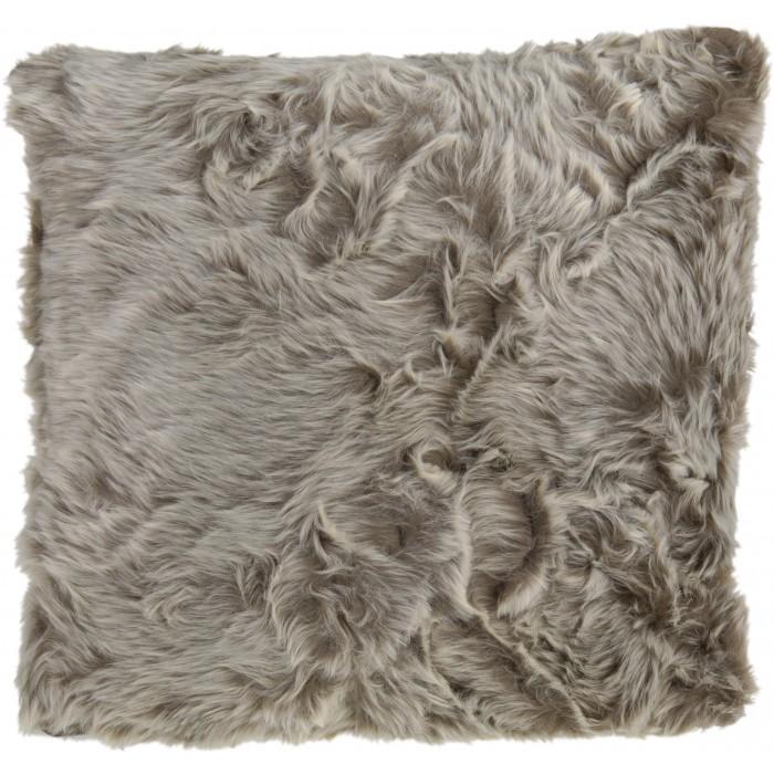 Декоративна възглавница ASF200300 сиво-кафява 48x48см
