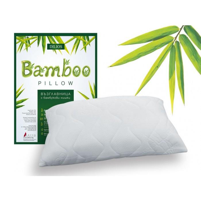 Възглавница бамбук 50х70см