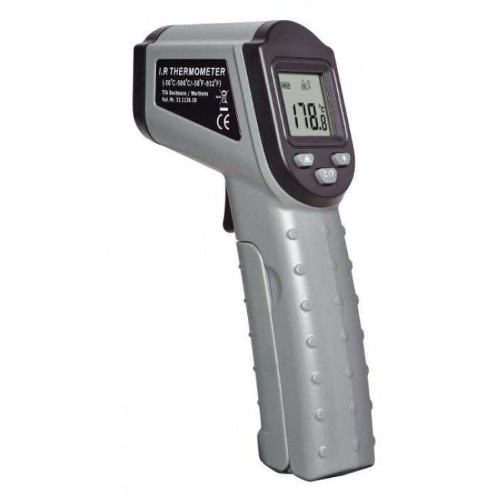 Инфрачервен термометър TFA Ray -50° / +500°