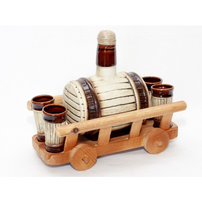 Комплект за алкохол Буре УК-297