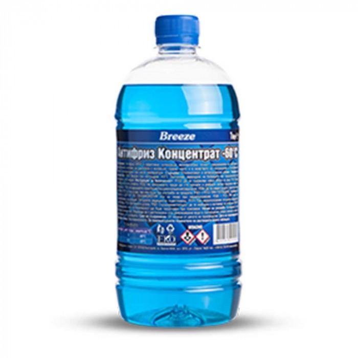 Антифриз концентрат бриз -60°С 1кг син