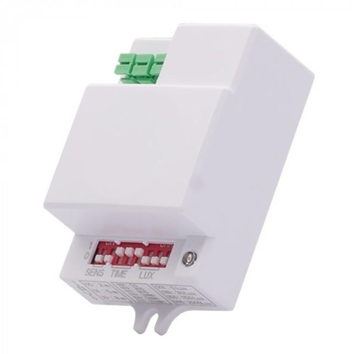 Микровълнов сензор за плафониера 180° / 360° / 8м