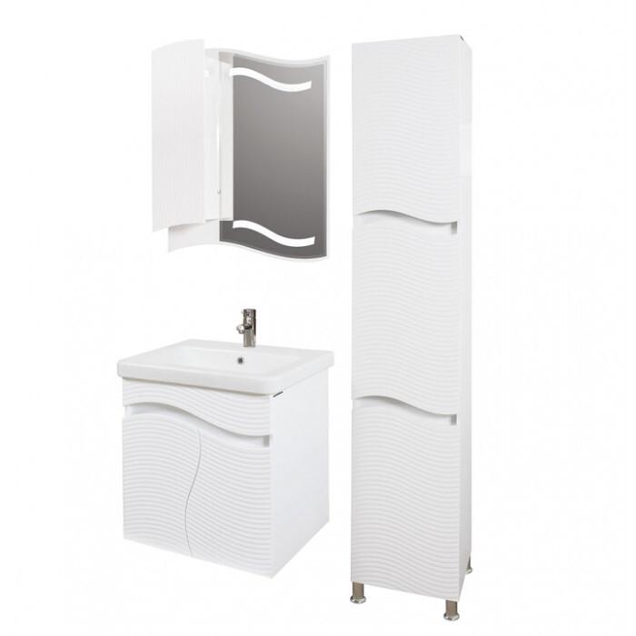 Шкаф за баня тип колона Макена Чеби