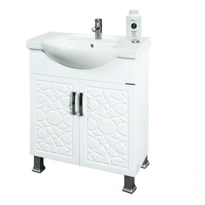 Долен шкаф за баня с мивка Макена Екстра