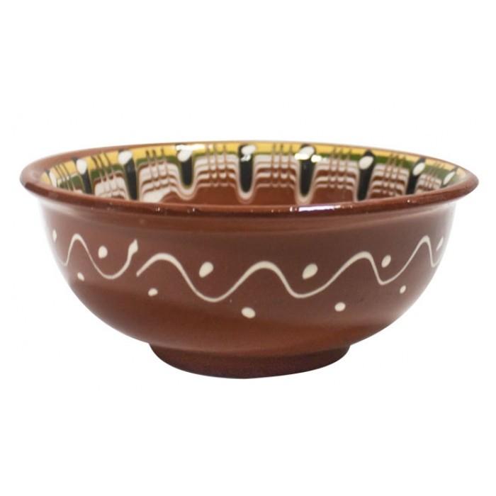 Купа за супа троянска керамика 16,5cm