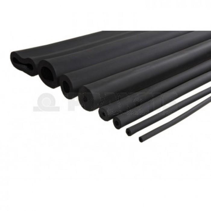Изолационна тръба 2м черна Ф35*6мм