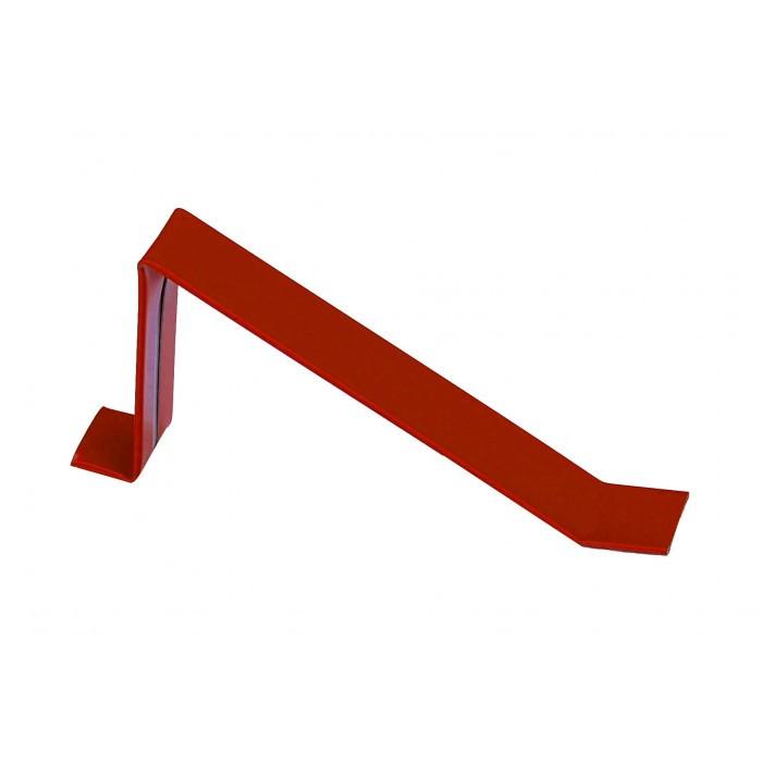 Снегоразбивач 2m оксидно червен
