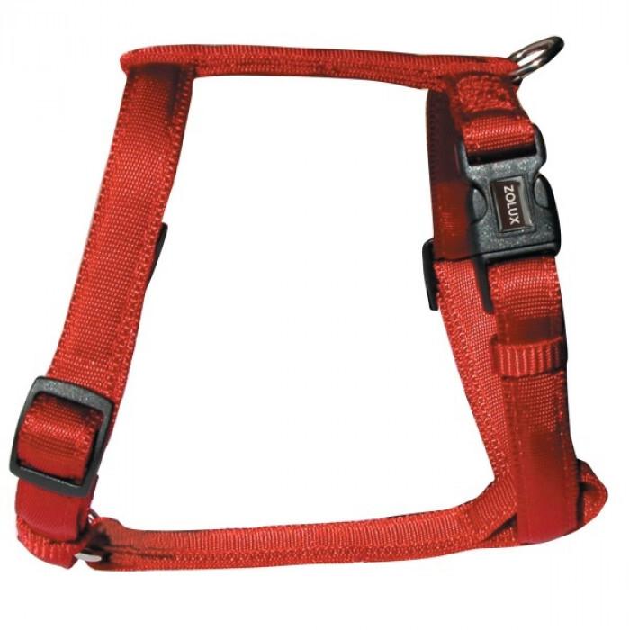 Нагръдник от плат Cushion Zolux 15мм червен
