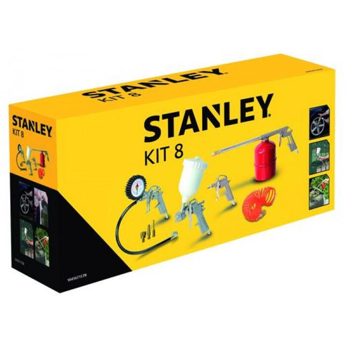 Комплект 8 части за компресор Stanley 9045671
