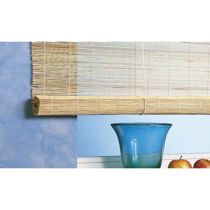Щора роло бамбук 100/160 см натюр