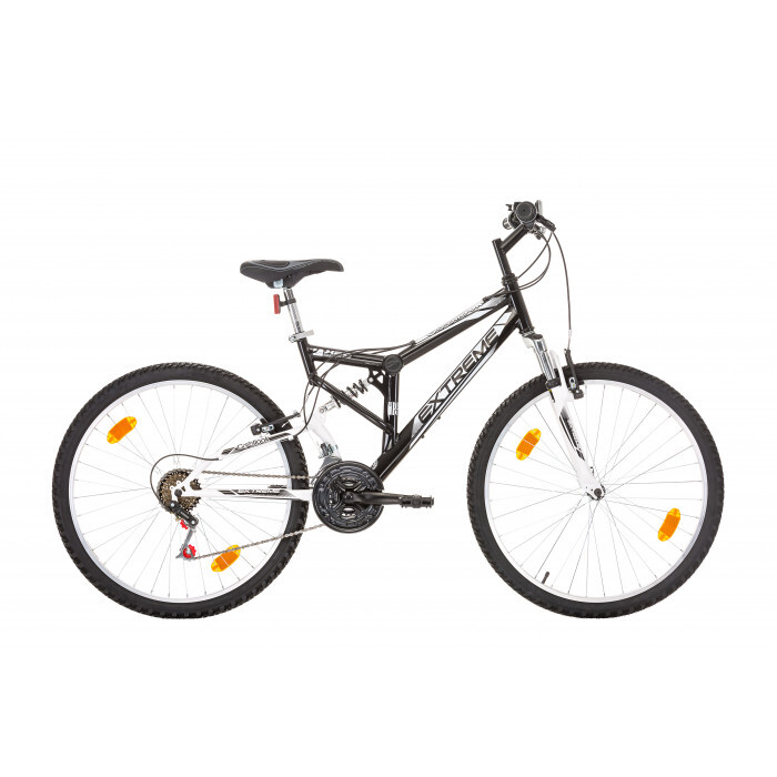 "Велосипед Probike Extreme 26"" черен"