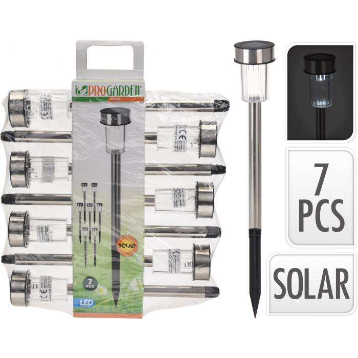 Соларна LED лампа DX9999750