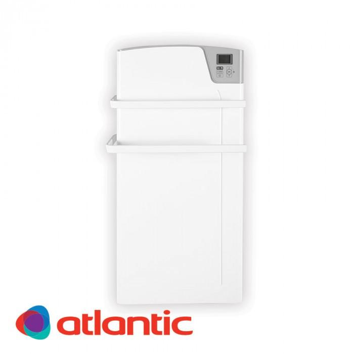Електрически конвектор за баня Atlantic Kea 800W/600W бял