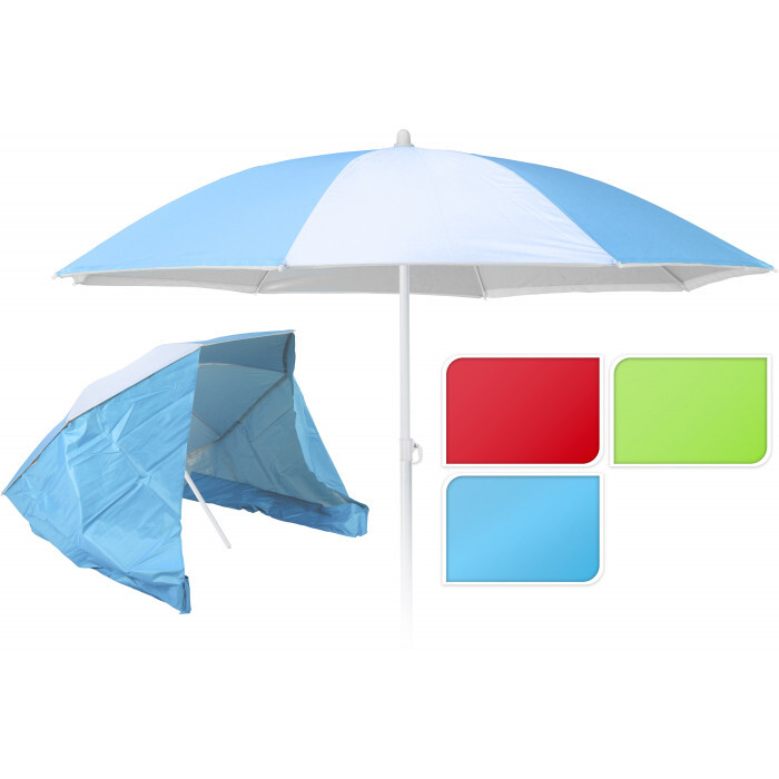 Плажен чадър - тента 190см