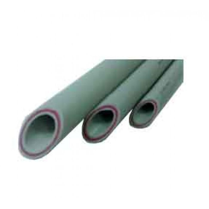 Тръба PN20 Glass PPR Greenfit ø50х6.9-3 м