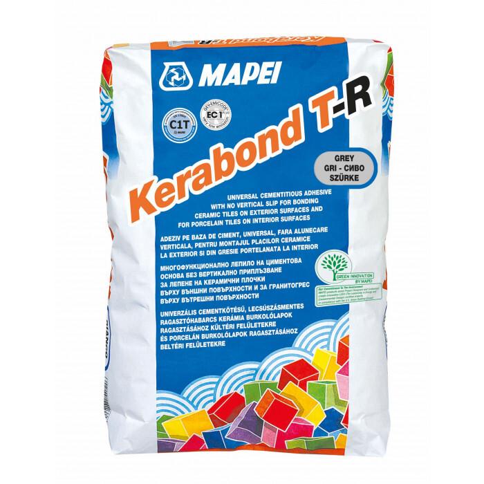 Лепило за плочки и гранитогрес на закрито Kerabond T-R C1T 25 кг
