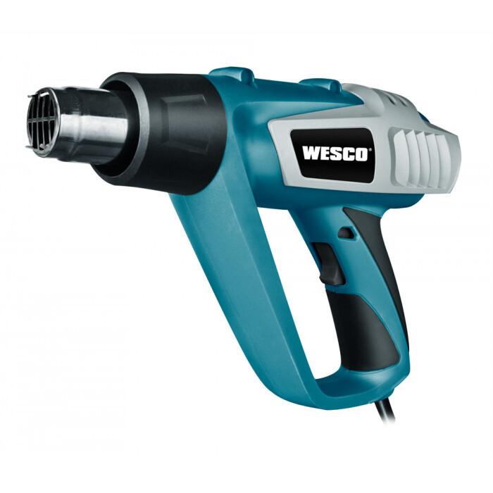 Пистолет за горещ въздух Wesco WS6427 / 2000W / 3 степени