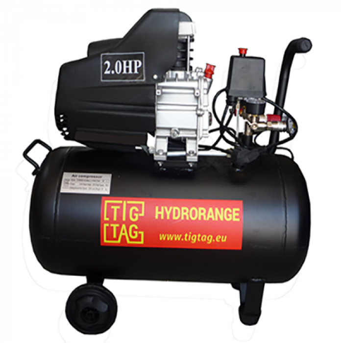 Компресор за сгъстен въздух TigTag XYBM50B 50L 1500W
