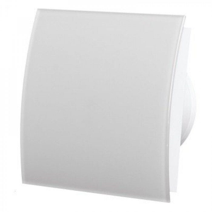 Вентилатор за баня ММР 100 06 Бял Гланц Овал
