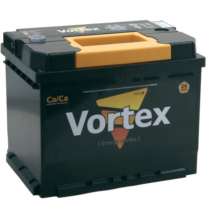 Акумулатор Vortex