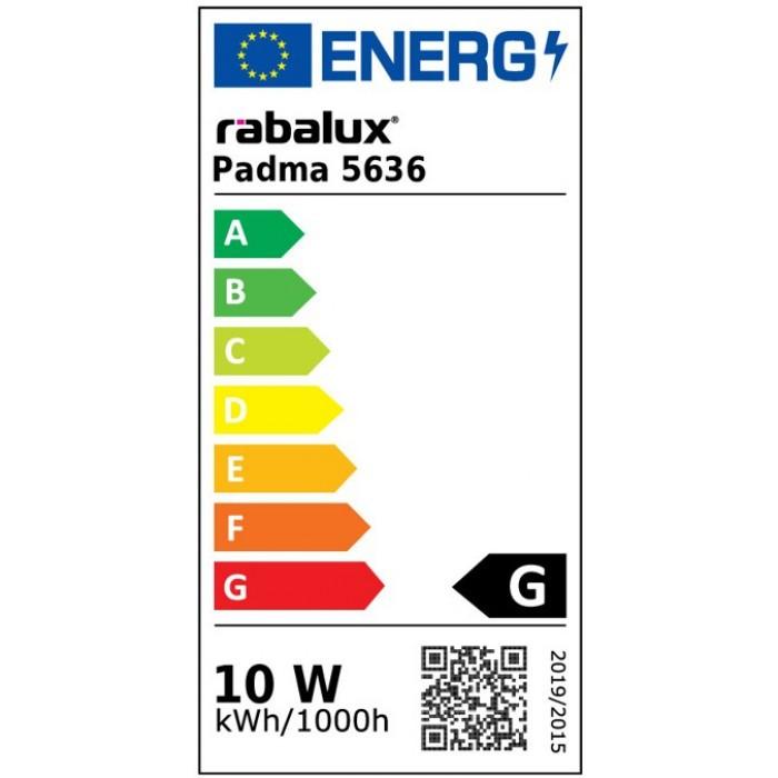 LED спот Padma 5636 хром