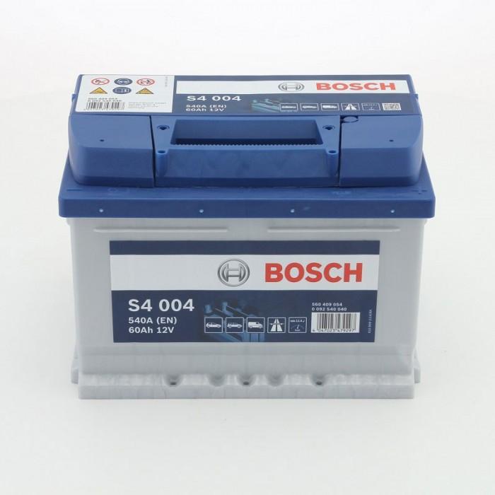 Стартерен акумулатор Bosch S4 60Ah / 12V