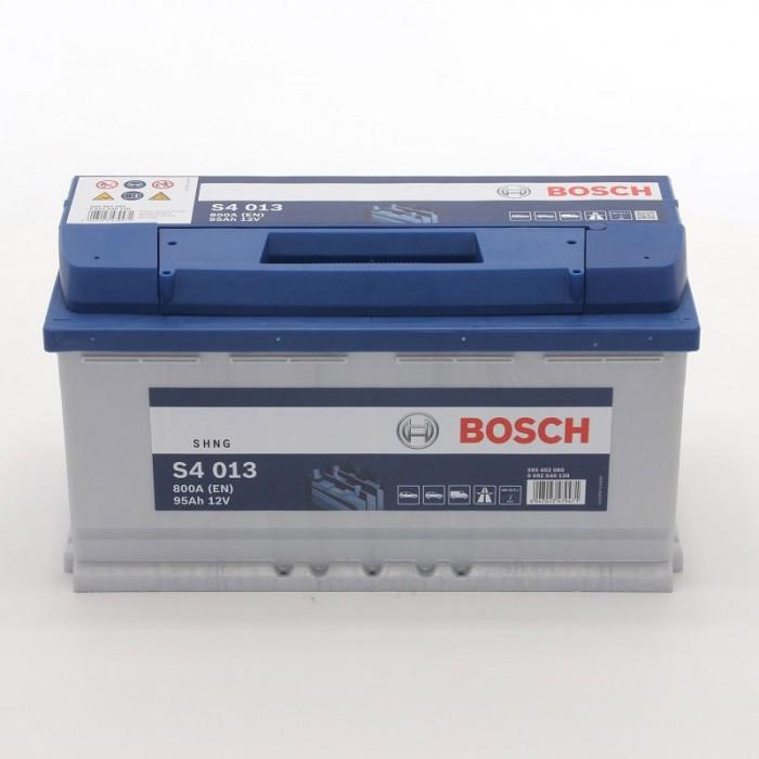 Стартерен акумулатор Bosch S4 95Ah / 12V