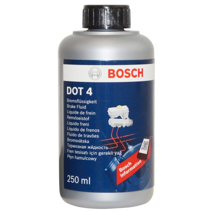 Спирачна течност Bosch DOT4 / 0.250 l