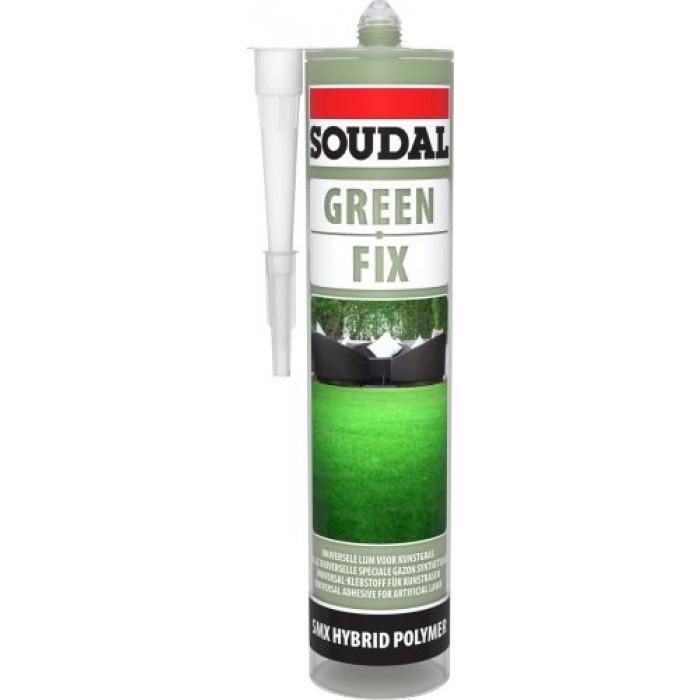 Лепило за изкуствена трева Soudal Green Fix