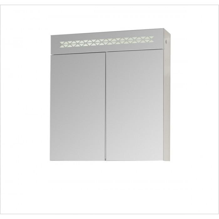 Мебел за баня с огледало и LED осветление Електра