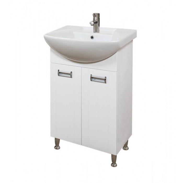 Долен шкаф за баня с умивалник Макена Реа