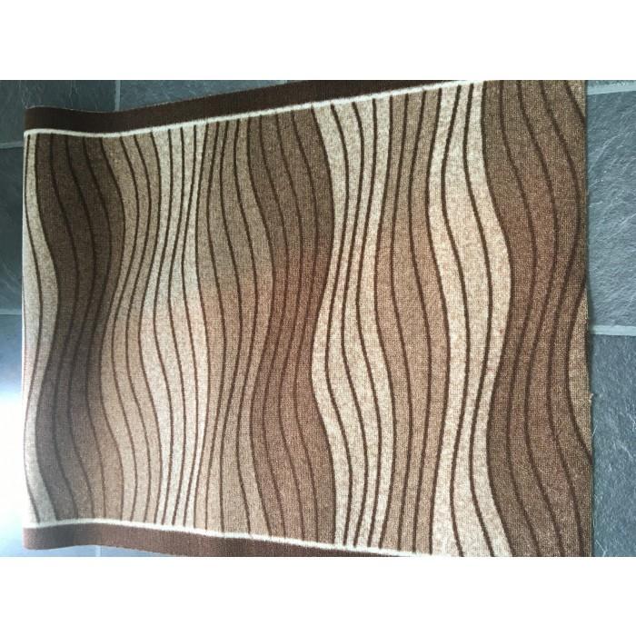 Печатана пътека 119-09-Beige/Brown 120 см