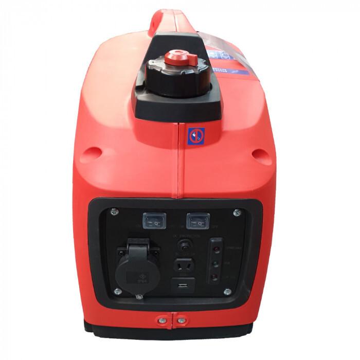 Инверторен бензинов генератор Nrock XG1000 / 0.9 kW