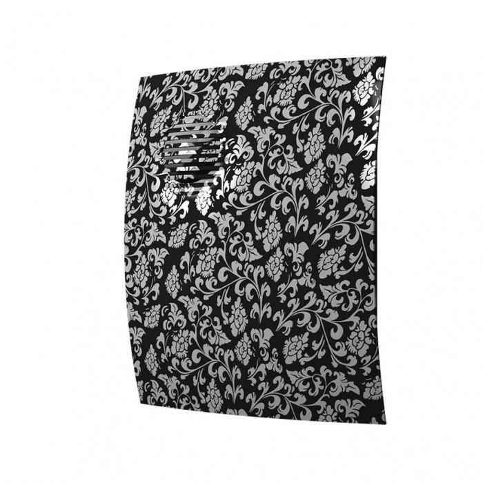 Вентилатор Era Parus 4C Black Design DiCiTi ø100
