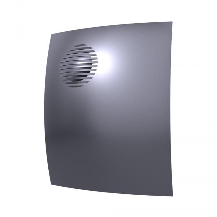 Вентилатор Era Parus 4C Grey Metal DiCiTi ø100