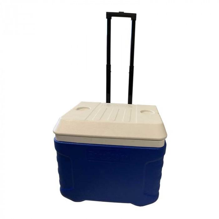 Хладилна кутия с дръжка на колелца TCB026 / 40л