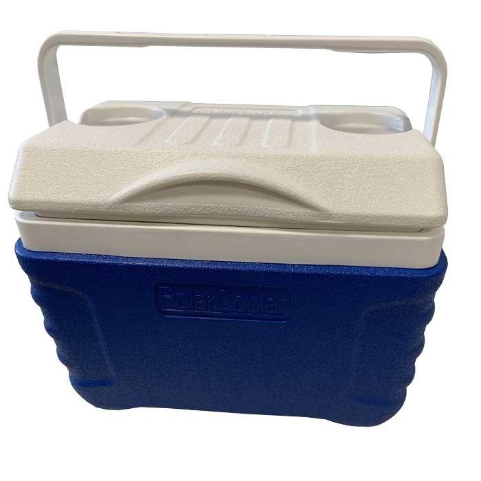 Хладилна кутия с дръжка TCB024 синя 8л