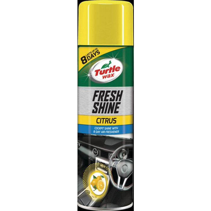 Спрей за табло T.W. GL Fresh Shine лимон 500г