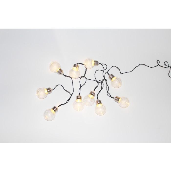 Соларнa LED лампa за градина / бяла светлина SSL-6143