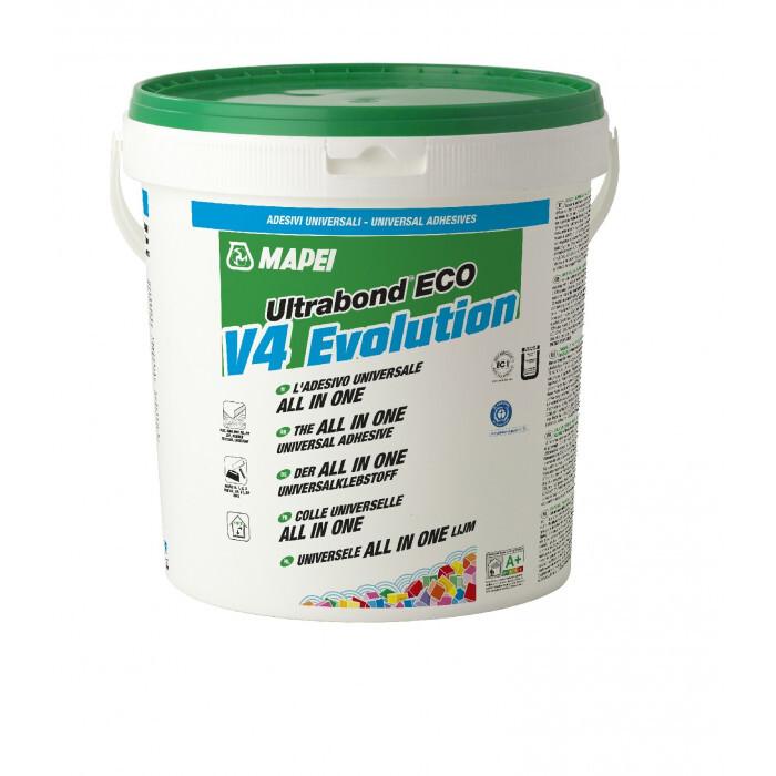 Универсално лепило за подови настилки Ultrabond Eco V4 Evolution 16кг