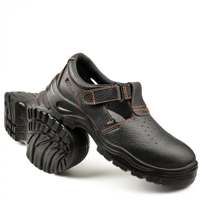Работни обувки тип сандал B-Wolf Capri S1P 520200 №43