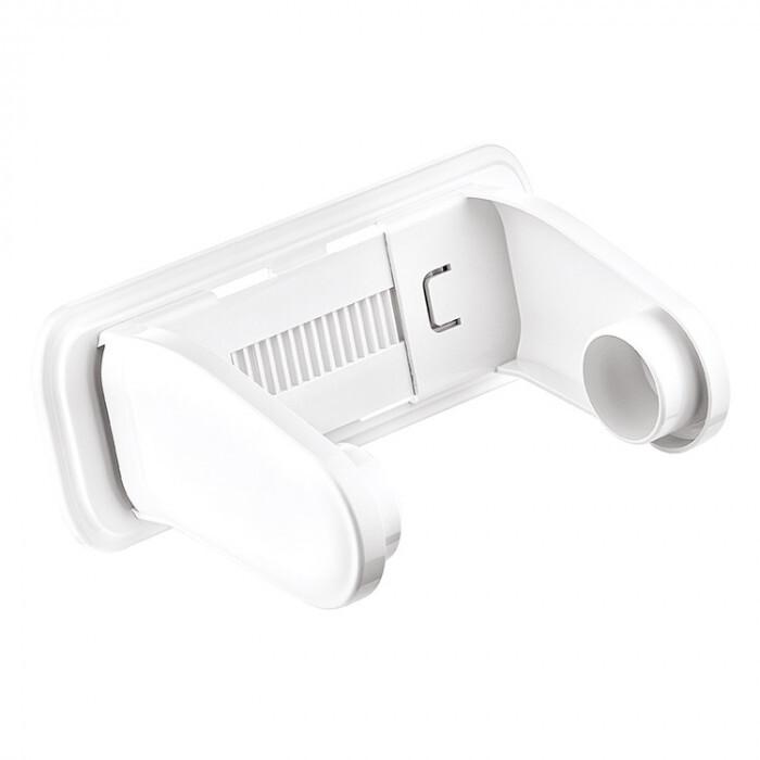 Пластмасова поставка за тоалетна хартия Freehome CK-783