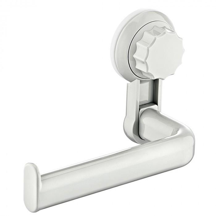 Пластмасова поставка за тоалетна хартия Freehome OKY-683 сива