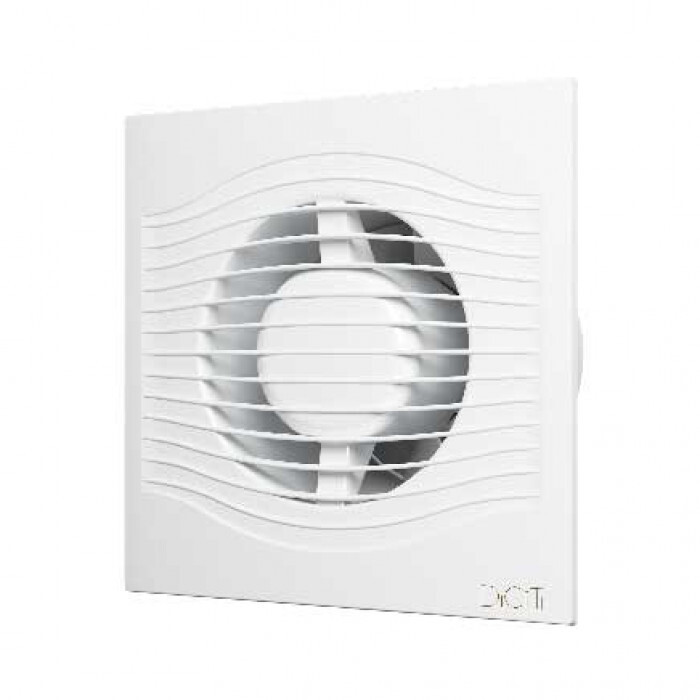 Битов вентилатор DiCiTi Slim 5 ø125 / 10.0W