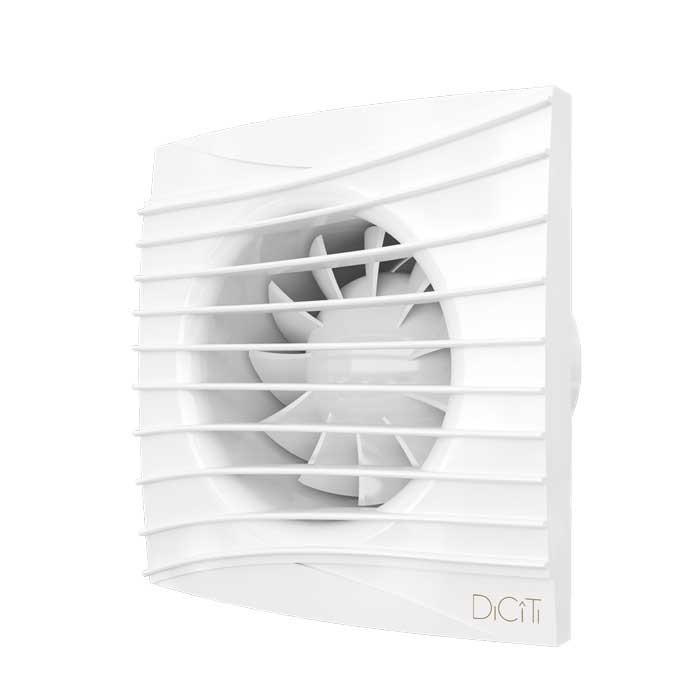 Вентилатор Diciti silent 5C turbo / Ф125мм