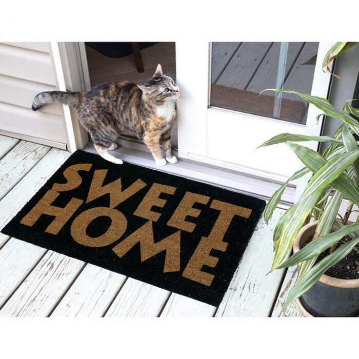 Изтривалка кокос Sweet Home TP 11246 / 40х60см