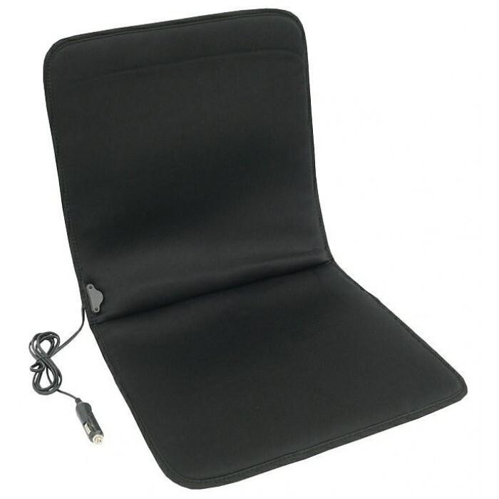 Отопляема седалка за автомобил 12V