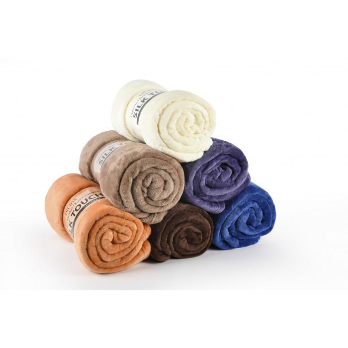 Меко одеяло Dilios Silk Touch 140х200см