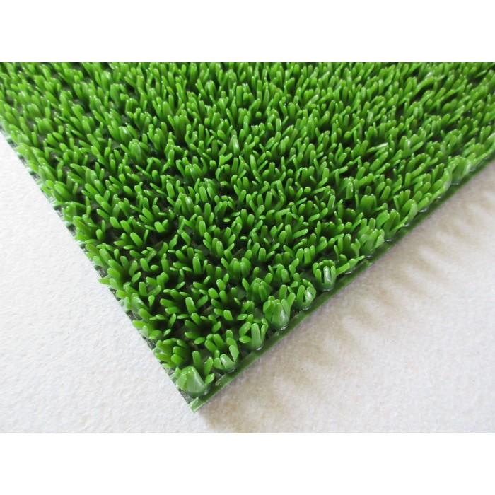 PVC изтривалка Turf Mat зелена 40х70см